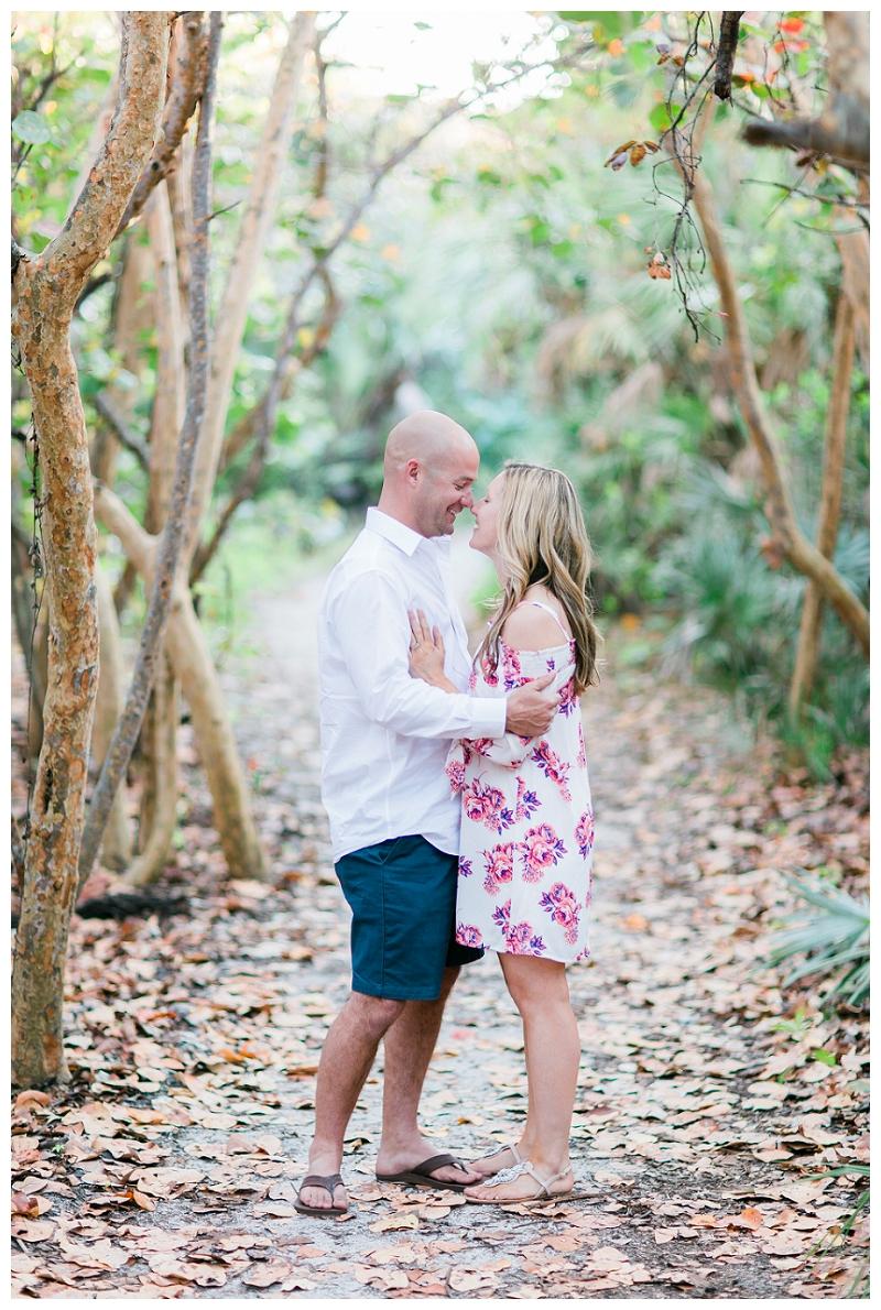 engagement photos blowing rocks