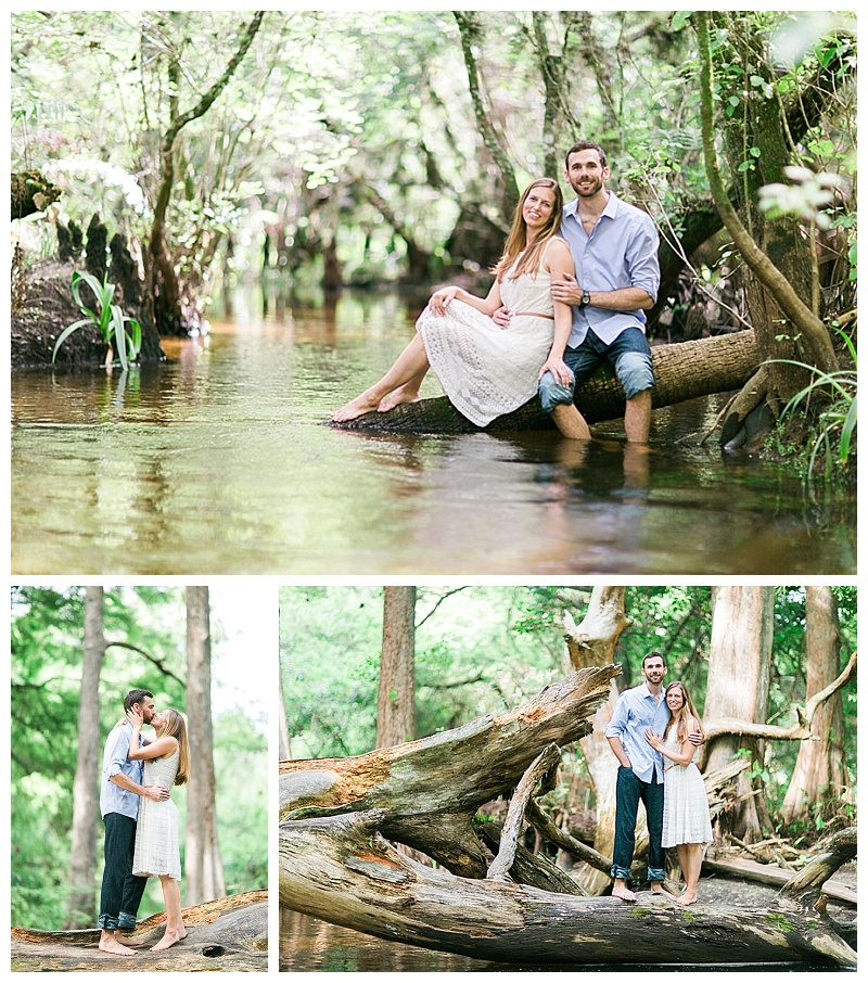 engagement photography loxahatchee river