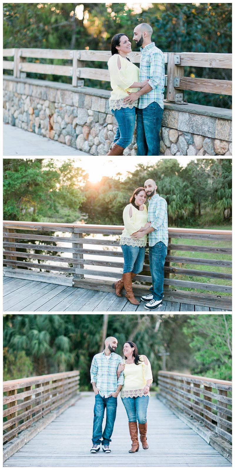 riverbend park engagement photos