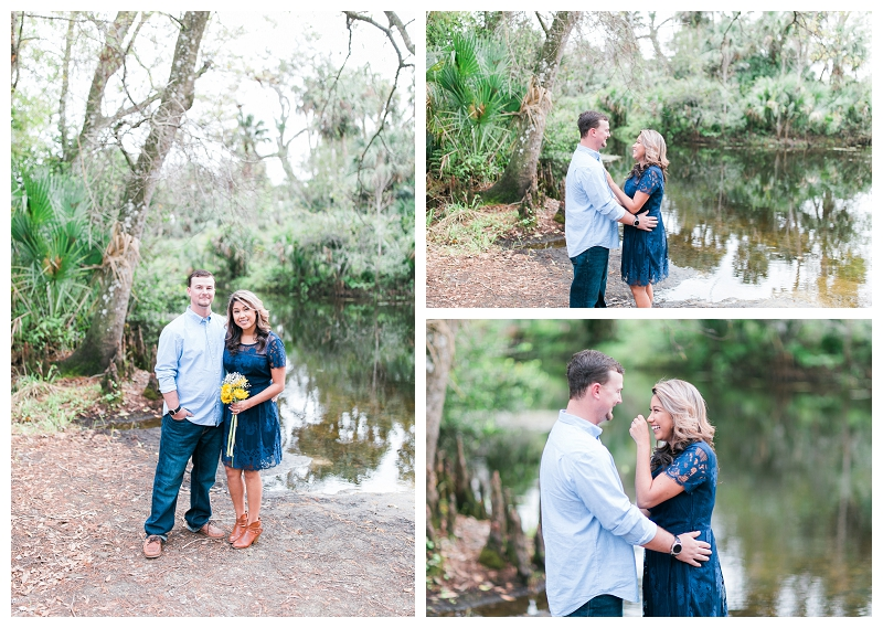 Riverbend park engagement photography