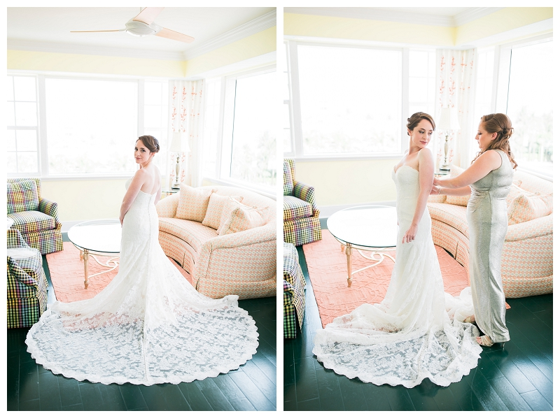 colony hotel wedding photography