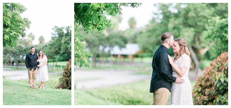 dubois park engagement photography